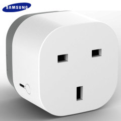 Part of the Samsung SmartThings range, the SmartThings Power Outlet lets you control lighting, electronics and small appliances from anywhere.
