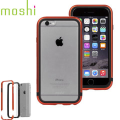 Moshi IGlaze Luxe iPhone 6S Bumper Case - Alooi Oranje