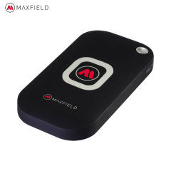 Batterie Externe Maxfield sans fil 10000mAh - Noire
