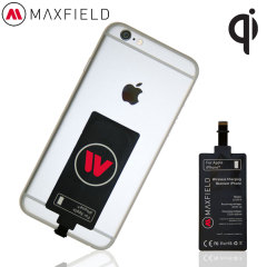 Enable wireless charging for your Apple Lightning device without replacing your back cover or case with this Qi Internal Wireless Charging Adapter from Maxfield.