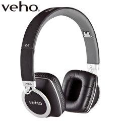 Mit kristallklarem Sound und vollem Bass bietet der Veho Z8 Premium Designer Aluminium Kopfhörer ein intensive Audio Erlebnis.