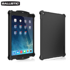 Ballistic Tough Jacket iPad Pro Case - Zwart