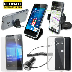Pack d'accessoires ultime Microsoft Lumia 550
