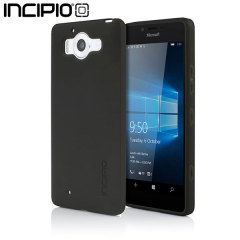 The NGP, made from a flexible, shock-absorbent Flex2O polymer is specifically designed by Incipio for your Microsoft Lumia 950. This durable black case protects your phone from scratches, bumps and drops.