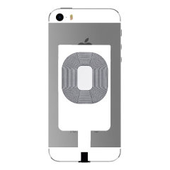 Habilite la opción de carga inalámbrica Qi en su iPhone 5S / 5 gracias a este adaptador de Maxfield.