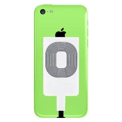 Habilite la opción de carga inalámbrica Qi en su iPhone 5C gracias a este adaptador de Maxfield.