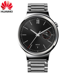 Huawei Classic Watch for Android & iOS - Steel Link Strap