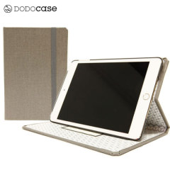 DODOcase Multi-Angle iPad Mini 4 Case - Fog / Geo