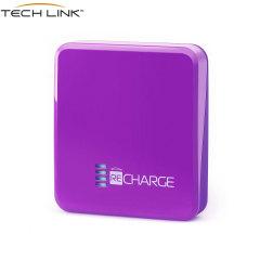 Batterie Externe 2500Mah TECHLINK – Violette