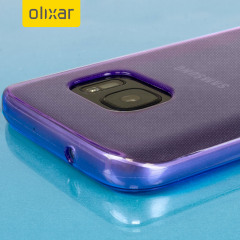 FlexiShield Case Samsung Galaxy S7 Hülle in Lila