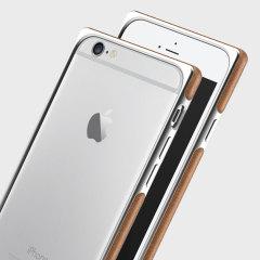 Adopted Aluminium Leather iPhone 6S Plus / 6 Plus Bumper Case - Brown