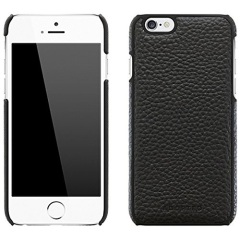 Housse iPhone 6S / 6 Adopted Wrap Cuir - Noire