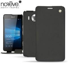 Noreve Tradition Lumia 950 Leather Case - Black