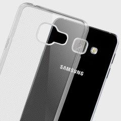 Olixar Ultra-Thin Samsung Galaxy A3 2016 Gel Hülle in 100% Klar