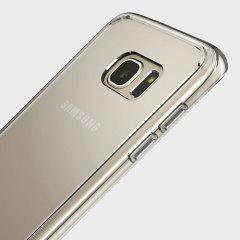 Rearth Ringke Fusion Samsung Galaxy S7 Edge Case - Crystal View