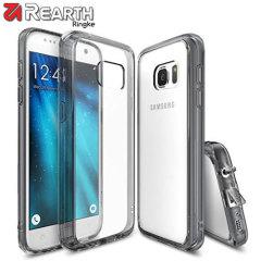 Rearth Ringke Fusion Samsung Galaxy S7 Case - Smoke Black