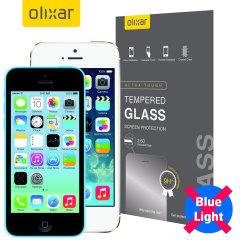 Este protector de pantalla ultra delgado de cristal templado fabricado por Olixar es perfecto para evitar roturas y arañazos en la pantalla de su iPhone 5S / 5 / 5C. Además incluye filtro anti luz azul, que evita la fatiga ocular.