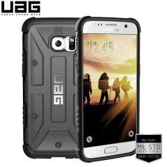 UAG Samsung Galaxy S7 Protective Case - Ash / Black