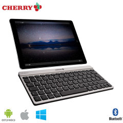 Cherry Universal Smartphone & Tablet Wireless Bluetooth Keyboard