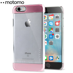Funda iPhone 6S / 6 Motomo Ino Wing - Rosa
