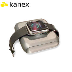 This Kanex portable power bank is suitable for charging your Apple Watch Series 3 / 2 / 1 when you're on the move. Not only will this charge your Apple Watch eight times over, it is a stylish way to display your watch as well.