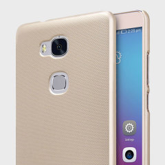 Nillkin Huawei Honor 5X Super Frosted Shield Case - Gold