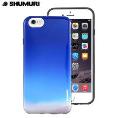 Shumuri Duo iPhone 6S Plus / 6 Plus Skal - Azul Blå