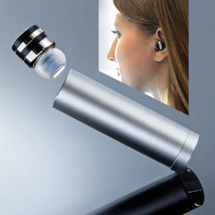 Schatzii BULLET Bluetooth Earpiece & Charging Capsule