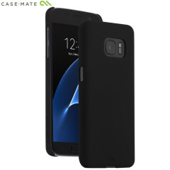 Case-Mate Barely There Samsung Galaxy S7 Case - Black