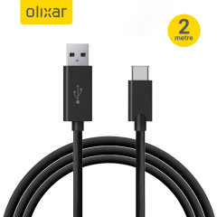 Assurez-vous que vos appareils USB-C soient toujours chargés et synchronisés  grâce à ce câble USB-C (mâle) vers USB 3.0 (mâle). Vous pouvez utiliser ce câble avec une adaptateur secteur USB ou via votre ordinateur personnel de bureau ou portable. Longueur: 2 mètres.