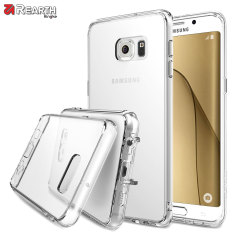 Rearth Ringke Fusion Samsung Galaxy S7 Plus Case - Crystal View