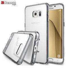 Rearth Ringke Fusion Samsung Galaxy S7 Plus Case - Smoke Black