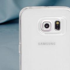Mercury Goospery Jelly Samsung Galaxy S6 Edge Gel Case - Clear