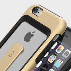 Matchnine iPhone 6S / 6 Match4 Clip Card Case - Gold
