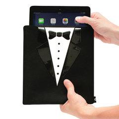 Housse Tablette Universelle 9 -10 pouces - Costume Noir