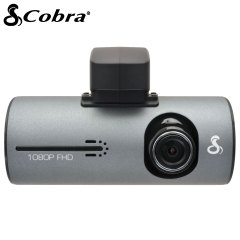Cobra CDR840 1080P HD Dash Camera With GPS