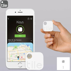 Tile Bluetooth Tracker Device - Single Pack