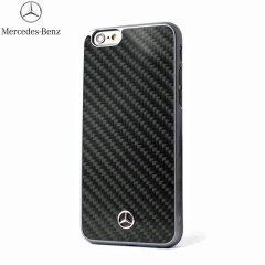 Mercedes-Benz iPhone 6S / 6 Real Carbon Fibre Case