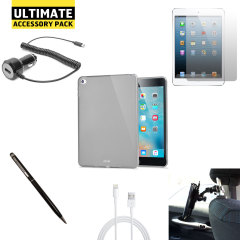 The Ultimate Pack for the iPad Mini 4 consists of fantastic must have accessories designed specifically for the iPad Mini 4.