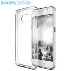 VRS Design Crystal Mixx Samsung Galaxy S7 Hülle Kristalll Klar
