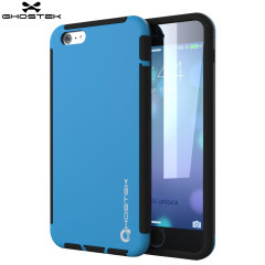 Ghostek Blitz Total Protection iPhone 6S / 6 Hülle Blau