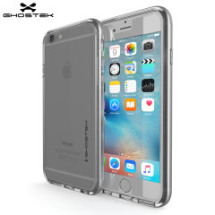 Ghostek Cloak iPhone 6S / 6 Tough Case Hülle in Klar / Silber