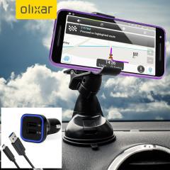 Olixar DriveTime Nexus 6P Bilhållare & laddare