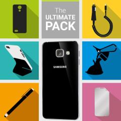 Das Ultimate Pack Samsung Galaxy A3 2016 Zubehör Set