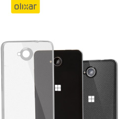 Coque Microsoft Lumia 650 Gel Ultra Fine FlexiShield - Transparente