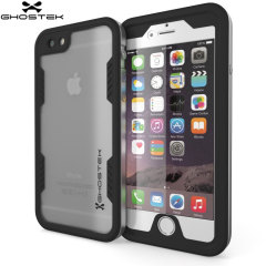 Ghostek Atomic 2.0 iPhone 6S / 6 Waterproof Tough Hülle Silber