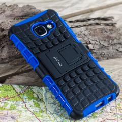 Custodia ArmourDillo Olixar per Samsung Galaxy A3 2016 - Blu