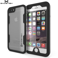 Ghostek Atomic 2.0 iPhone 6S Plus / 6 Plus Waterproof Case - Silver