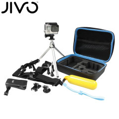 Jivo Go Gear 6-in-1 GoPro Starter Kit