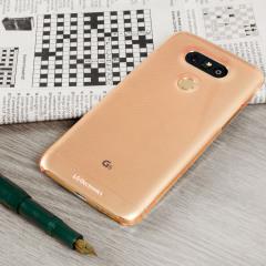 Original LG G5 Crystal Guard Case Hülle in Pink
